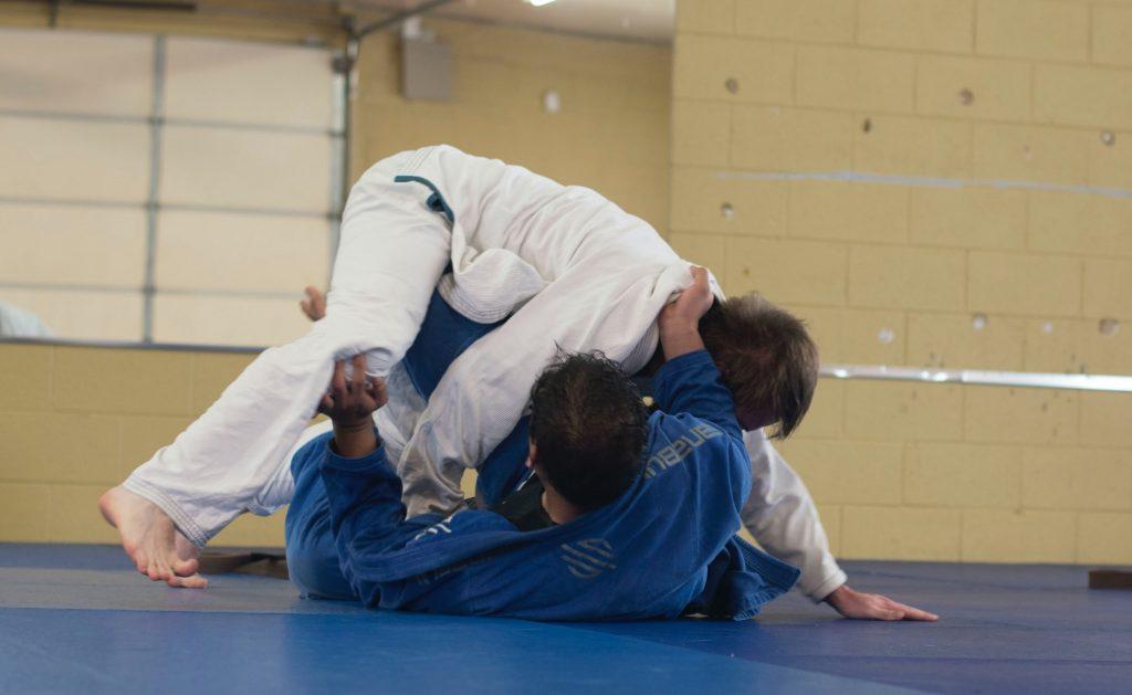 Lei de Incentivo ao Esporte Judo